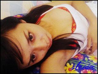 Gambar Bogel Gadis Melayu Bra Merah!   Melayu Boleh.Com