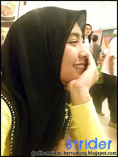 Gambar Bogel Awek Cun Bertudung Hitam   Melayu Boleh.Com