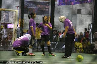 Gadis Main Futsal in Kuala Lumpur