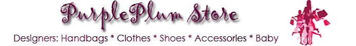 ** PurplePlum Store: Authentic Designers Stuffs **