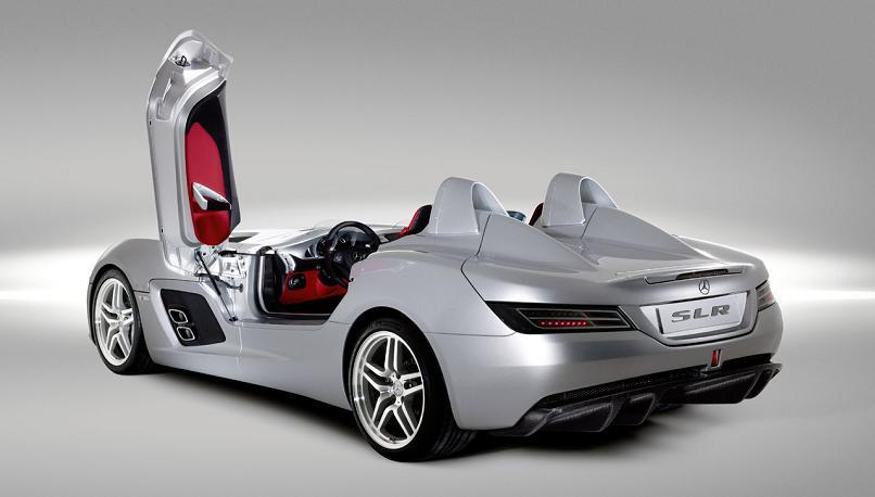 Mercedes benz stirling moss slr autom viles ultimo for Mercedes benz modelos