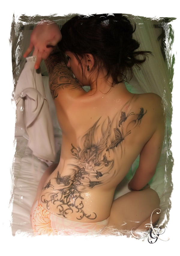 beauty tattoo sexy: Hot Sleeve Tattoo