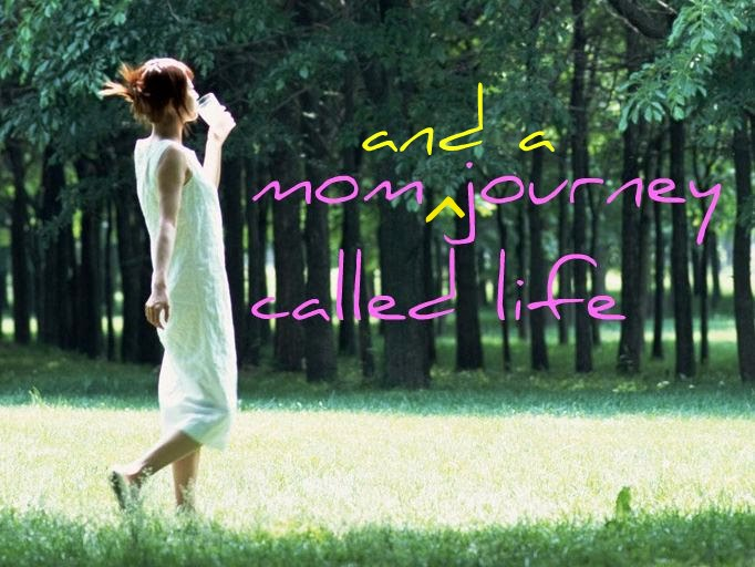 mom and a journey called life
