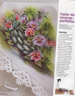 Pintura Em Tecido   Luis Moreira