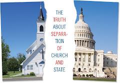 Politics v. Religion & State v. Church; 'Correct Separation..!'