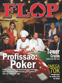 Capa da Revista Flop número 1