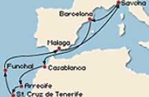 Crucero 2x1 Costa Cruceros