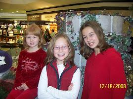 My Girls - Jenny (5); Katie (9); Jessica (11)