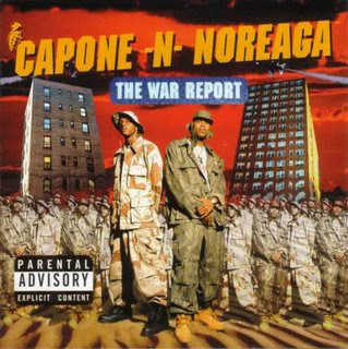 Capone N Noreaga - The War Report (1997)
