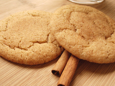 From Whence the Sweet Bird Sang: Snickerdoodles