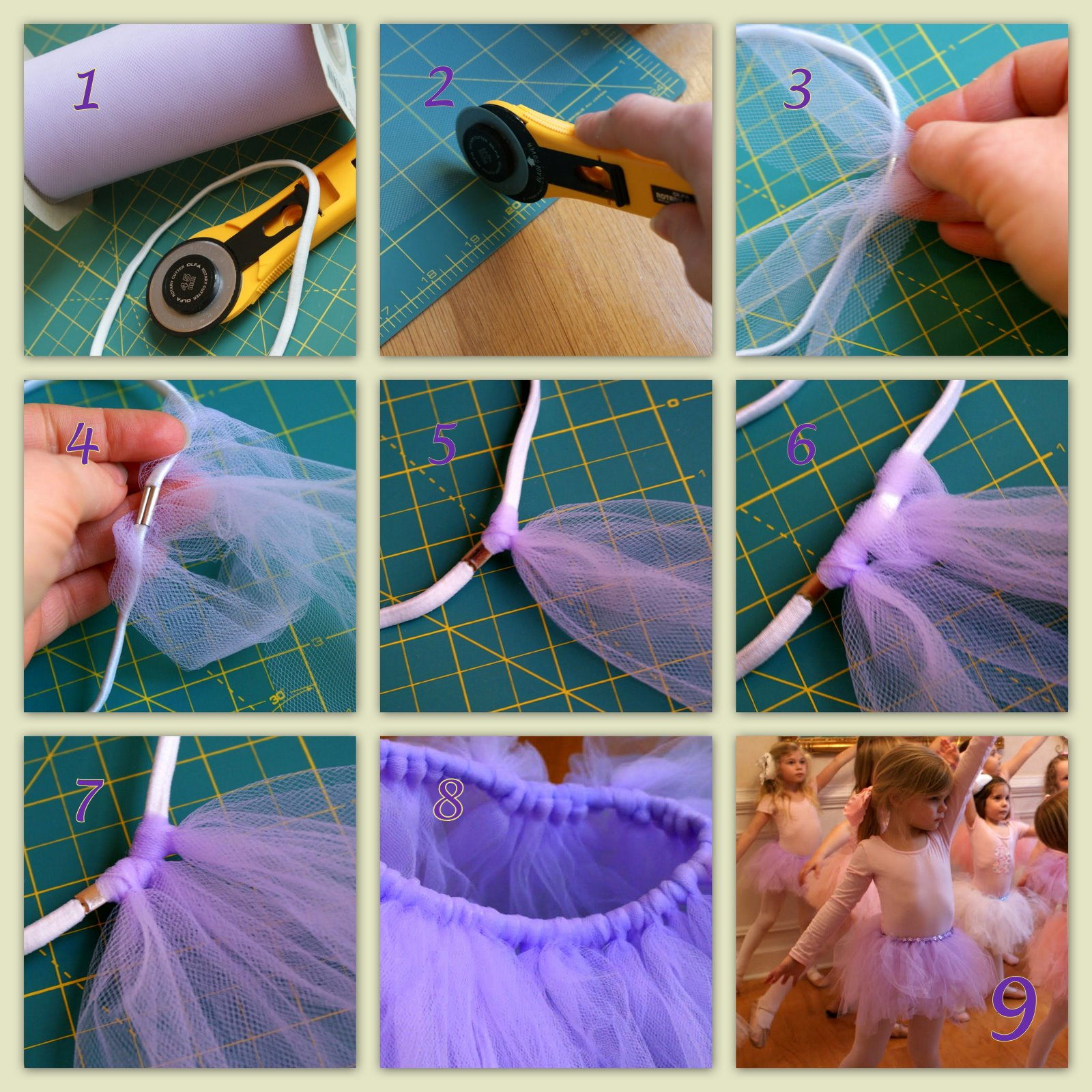 How to Make Tutus