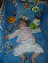 Si cand doarme e cuminte :)