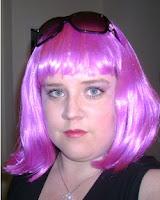 Mari's Purple Hair