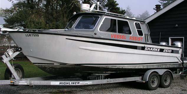 Aluminum fishing boats for sale