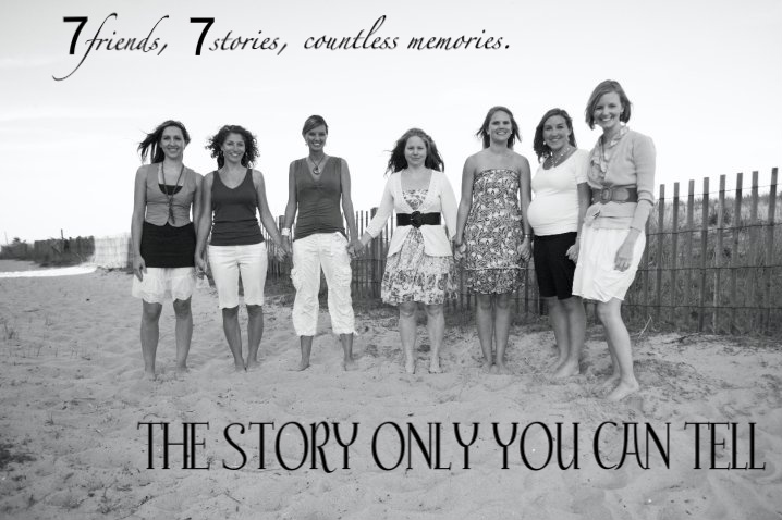 The Story Only You Can Tell