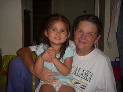 Kaeli and Grandma Johnson