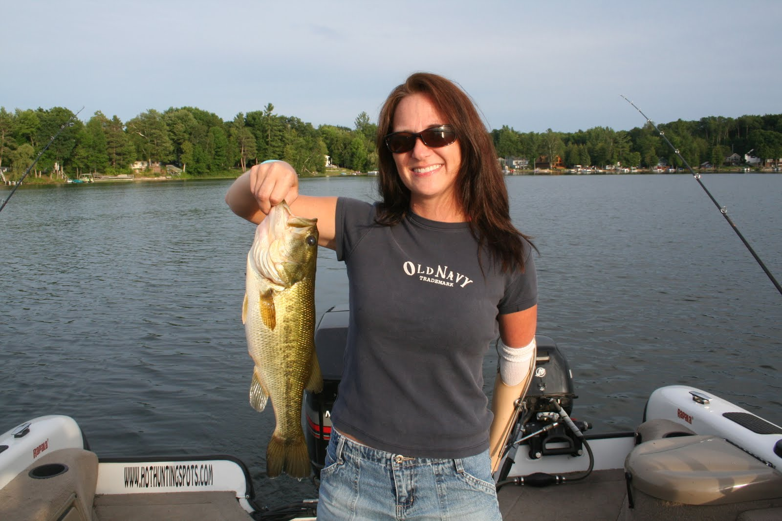 houghton lake walleye report july 2010