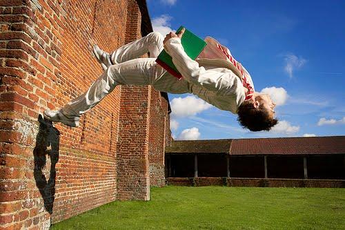 parkour wall flip - photo #15