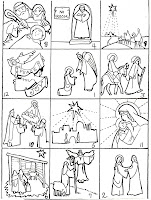 ELEMENTARY SCHOOL ENRICHMENT ACTIVITIES: CHRISTMAS STORY SEQUENCE AND ...