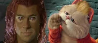 Thundercats Movie Actors on Budget Piece Of Shit With Big Name Actors I Said
