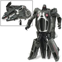 Darth Vader Sith Starfighter Transformer toy