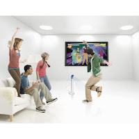 U-Dance Game from Hasbro in Action