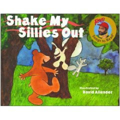 Raffi Shake My Sillies Out Book