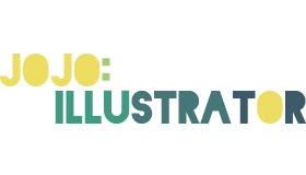 jojo:illustrator