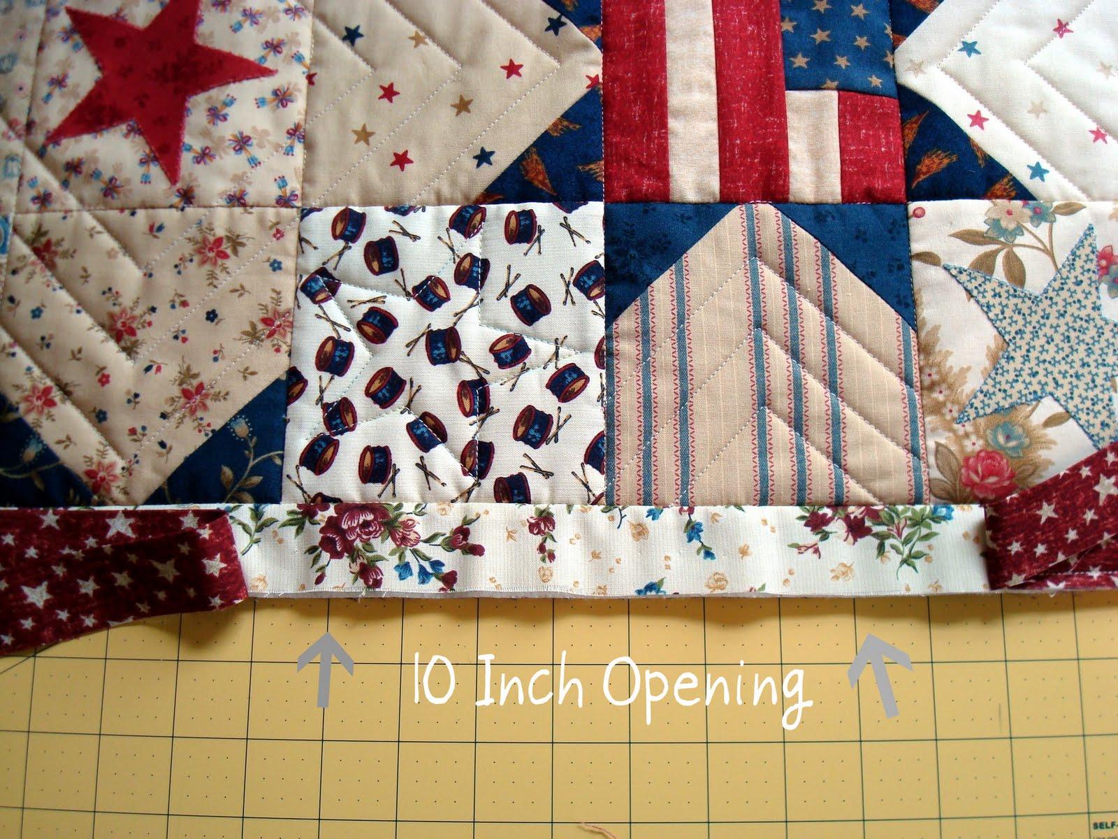 Squash House Quilts: Binding Closure-Diagonal Seam Tutorial : quilt binding strip width - Adamdwight.com