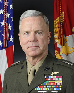 35th Marine Corps Commandant