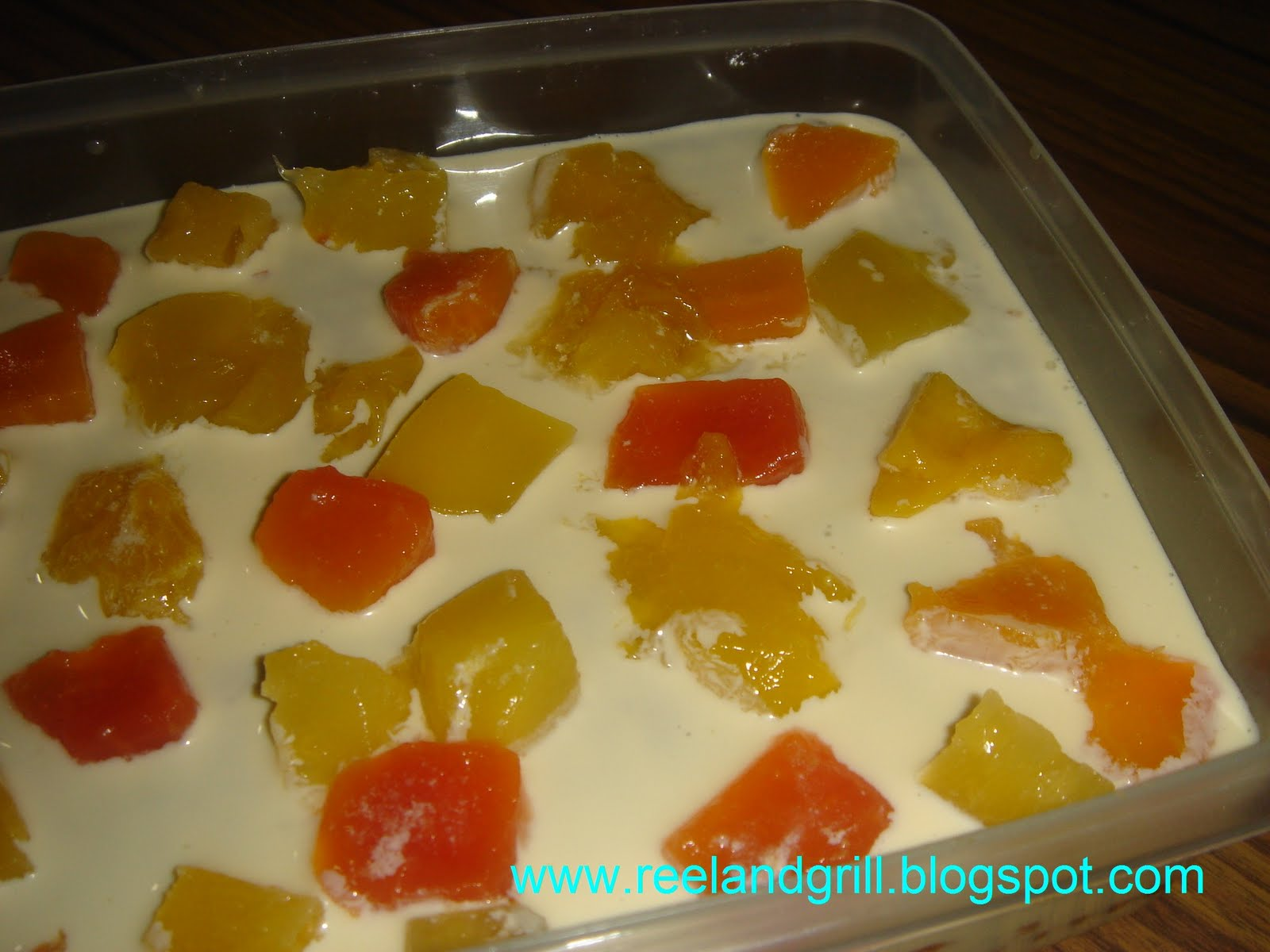how to make refrigerated cake graham