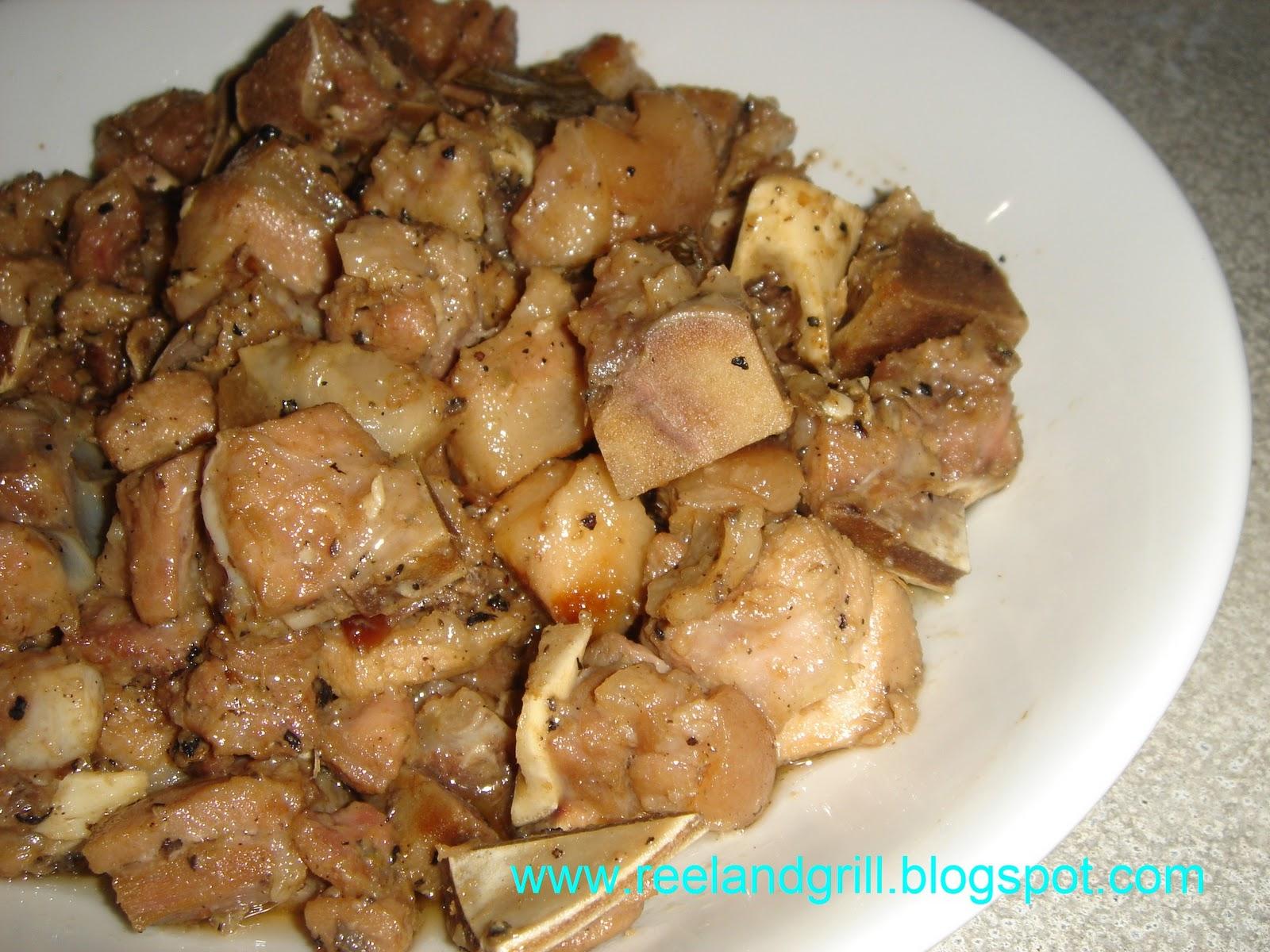 how to cook pork adobo recipe