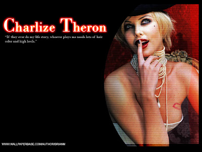 charlize theron wallpaper. Charlize Theron