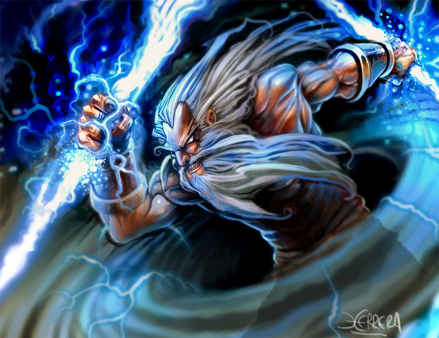 zeus the god of lightning The lightning of zeus was an elemental power in god of war: ascension contents[show] god of war: ascension this power functioned like the shock of the nemesis whip and was very similar to the multiplayer character attacks, if they chose their allegiance to zeus the lightning of zeus was an.