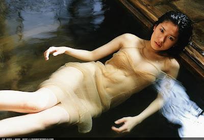 mulus toket gede Chisato Morishita
