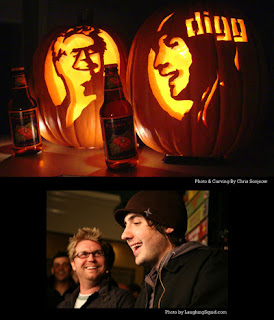 3D Pumpkin Carving Patterns http://digital-tutorial.blogspot.com/2007/10/turn-photos-into-pumpkin-carving.html