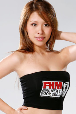 FHM Girl Next Door 2008 Top 10