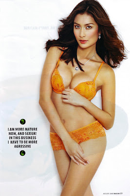 Phoemela Baranda is on Maxim Philippines August 2008 Issue!