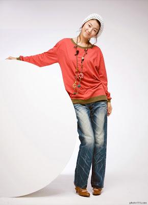 Sexy ModelHan Ji Hye