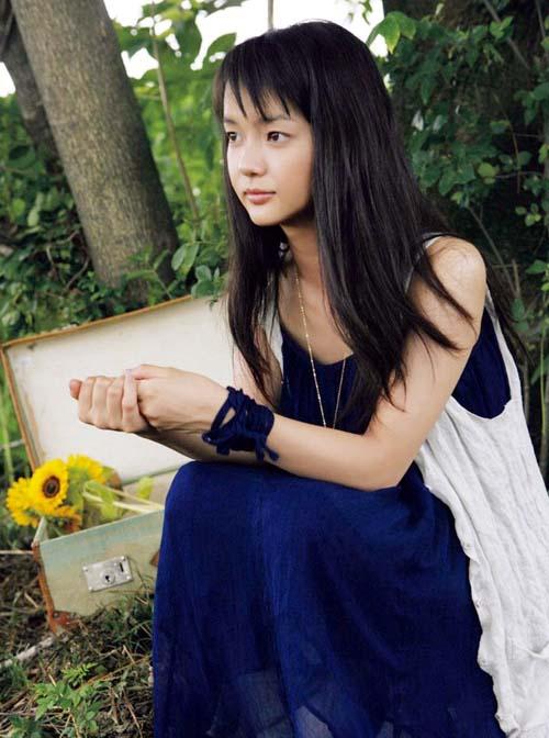 Tokyo Model and Actress Tabe Mikako Asian Models ... Tabe Mikako