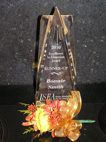 Excellence in Education Award 2010