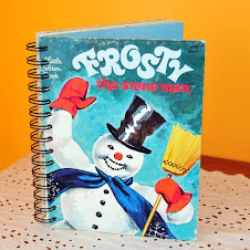 A journal from Frosty