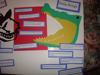 Laurens world literature for children blog creative venn diagram i created a venn diagram to compare and contrast different elements in lon po po and petite rouge these are both variations of the story little red riding ccuart Gallery
