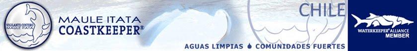 Vigilante Costero Maule Itata - Waterkeeper Chile