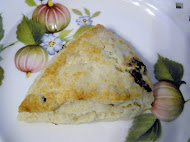 cherry scone