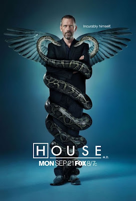 House Md Poster Hugh Laurie