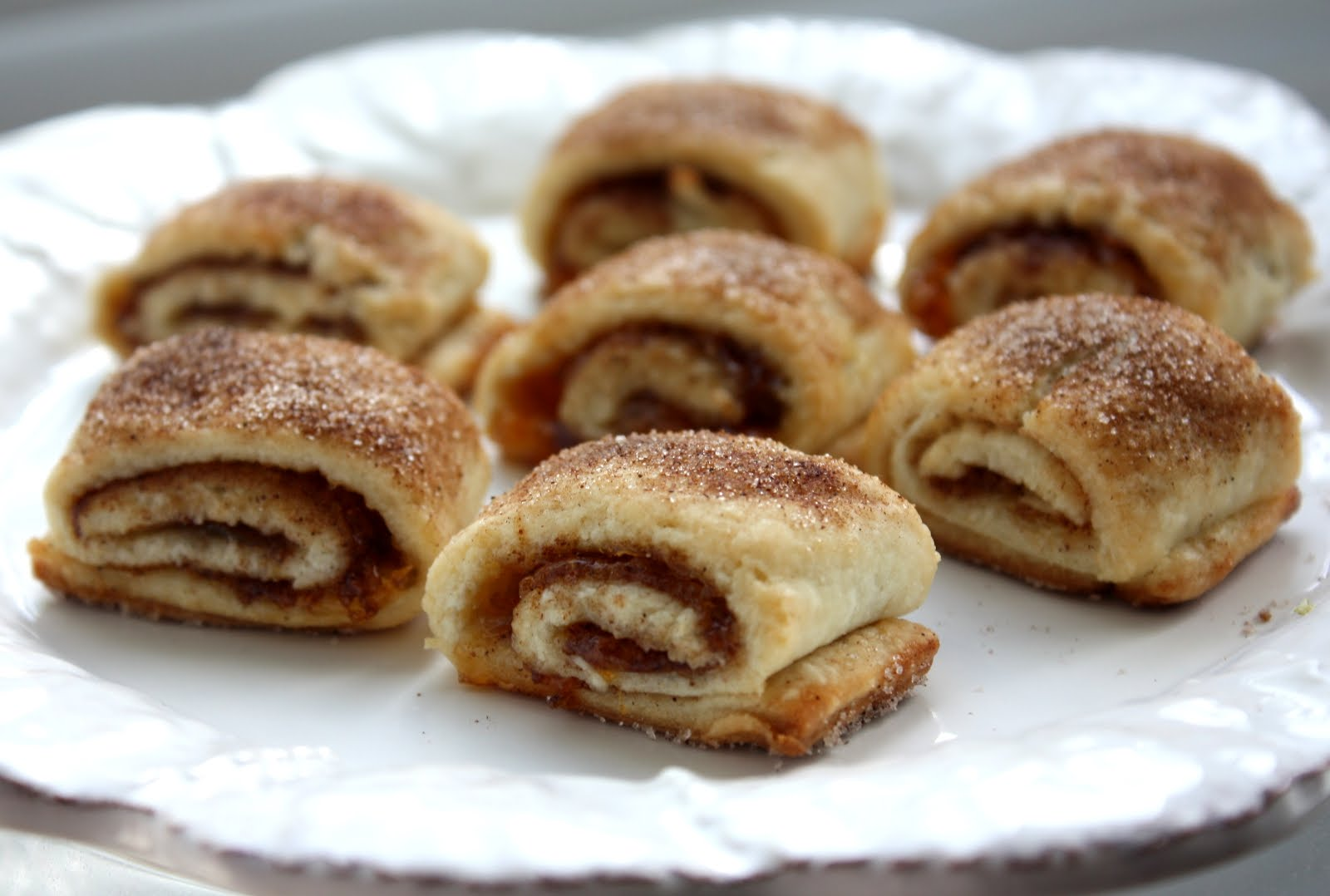 Rugelach Cookies Recipe — Dishmaps