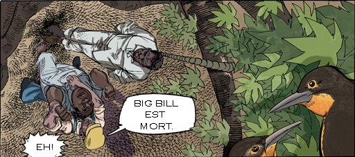 BIG BILL EST MORT .