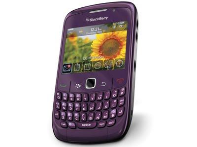 Gambar Blackberry Gemini