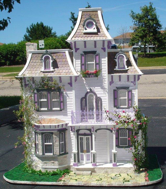 Dollhouse Paint Colors